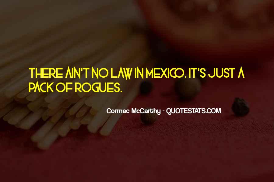 Mccarthy's Quotes #593973