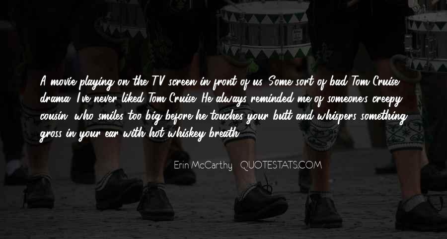 Mccarthy's Quotes #75444