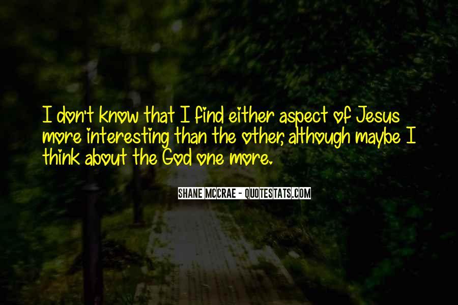 Mccrae's Quotes #101439