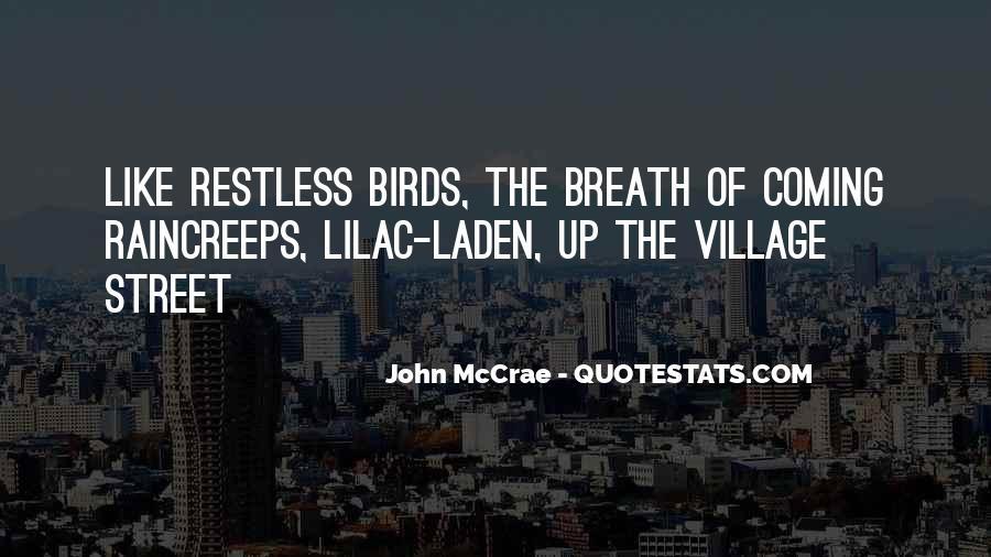 Mccrae's Quotes #1028308