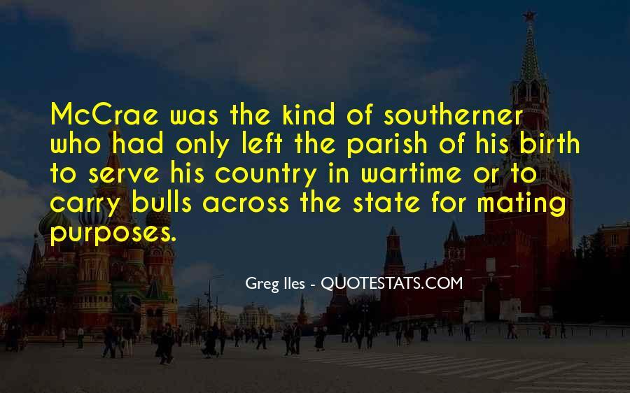 Mccrae's Quotes #1257811