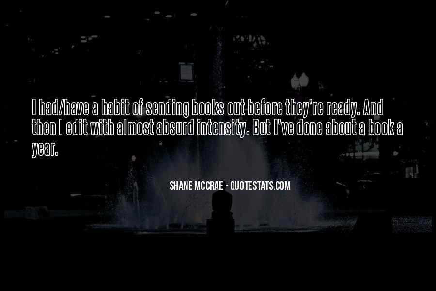 Mccrae's Quotes #1305952