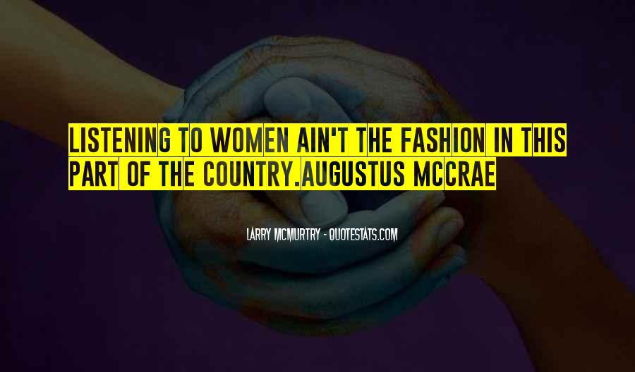 Mccrae's Quotes #1314729