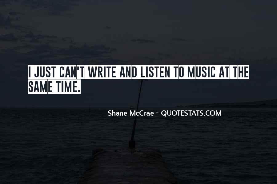 Mccrae's Quotes #1651238
