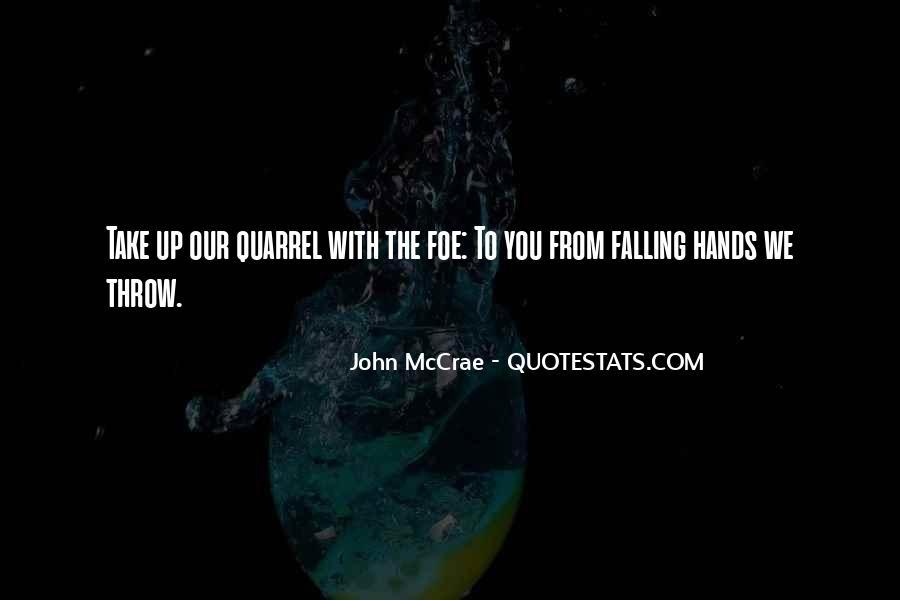 Mccrae's Quotes #289866