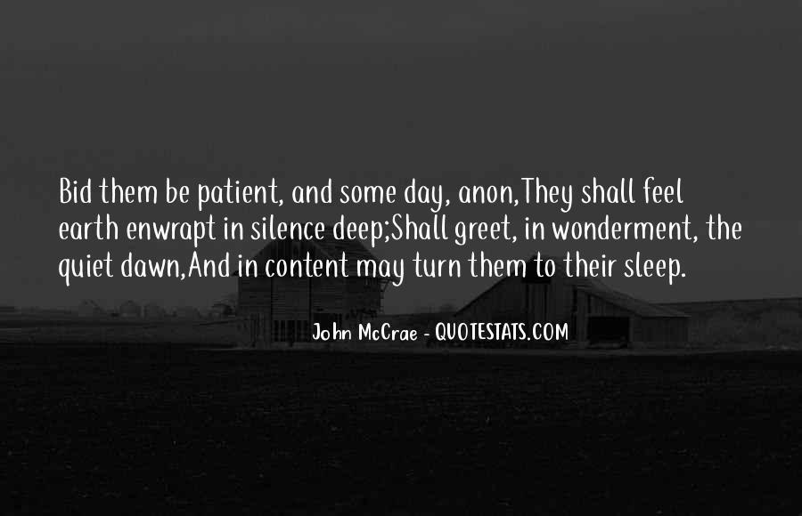 Mccrae's Quotes #532804