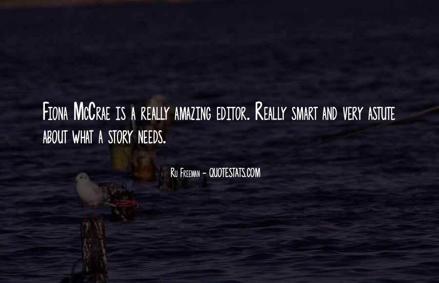 Mccrae's Quotes #598670