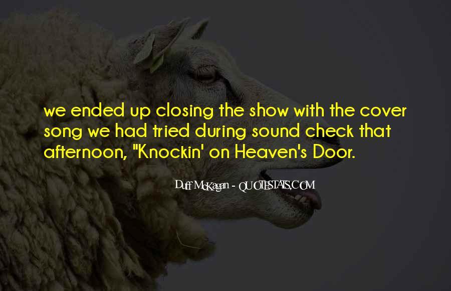 Mckagan Quotes #1074221