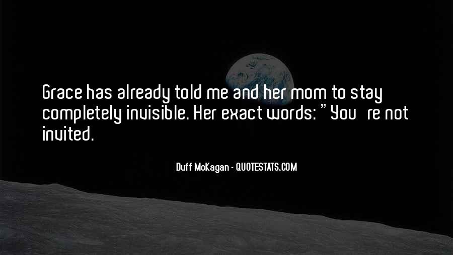 Mckagan Quotes #762808