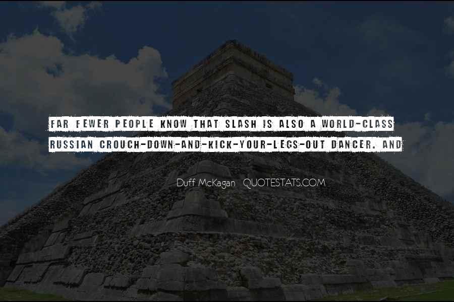 Mckagan Quotes #84598