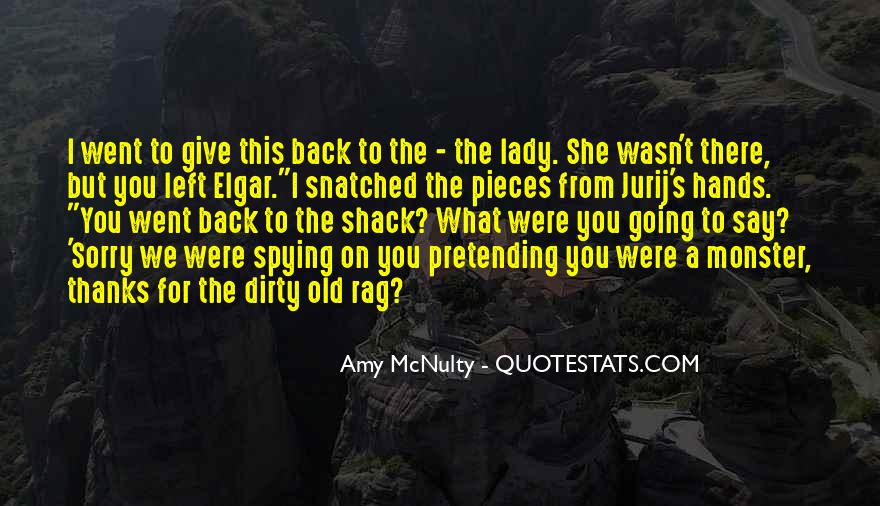 Mcnulty's Quotes #1247745