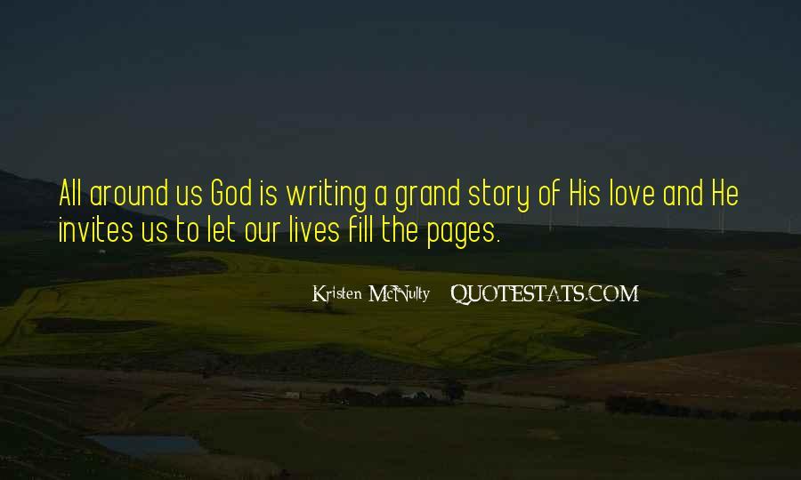 Mcnulty's Quotes #269173