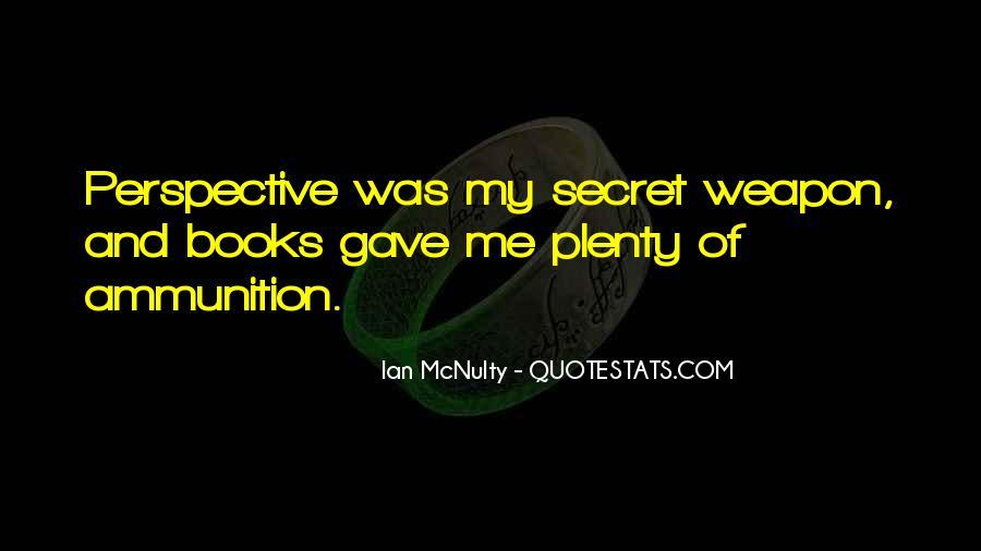 Mcnulty's Quotes #986141