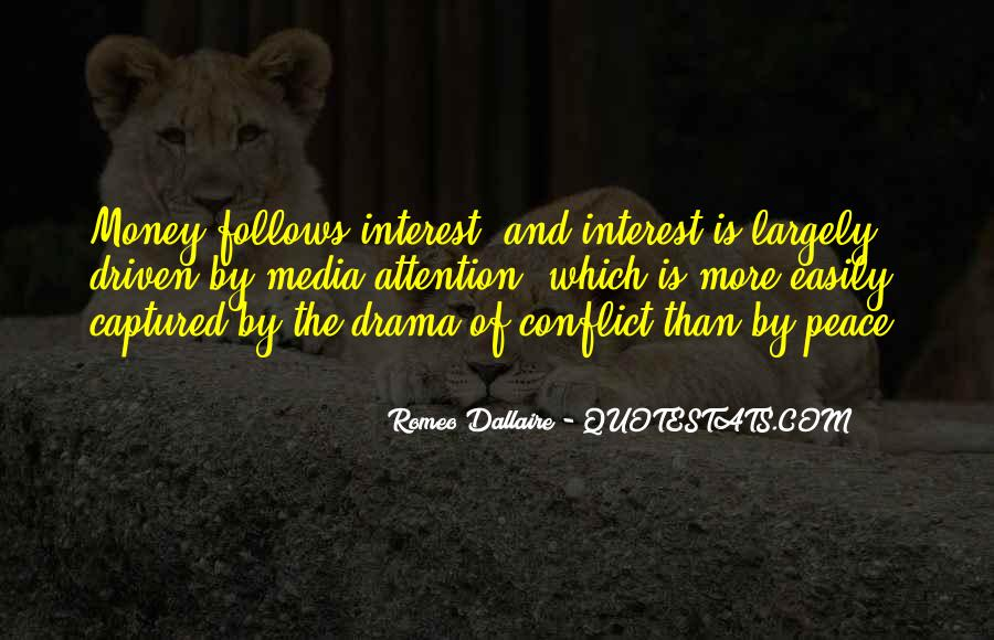 Quotes About Conflict With Others #10218