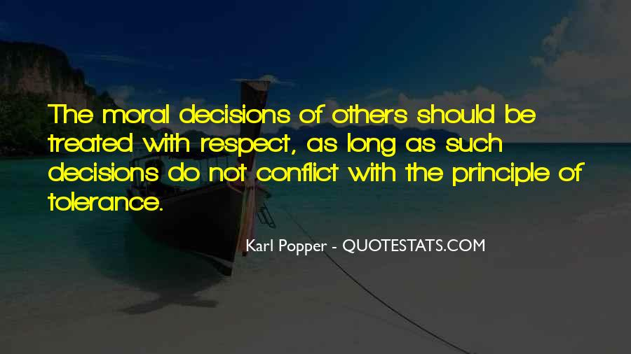 Quotes About Conflict With Others #1038174