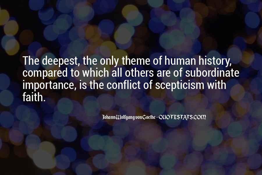 Quotes About Conflict With Others #886099