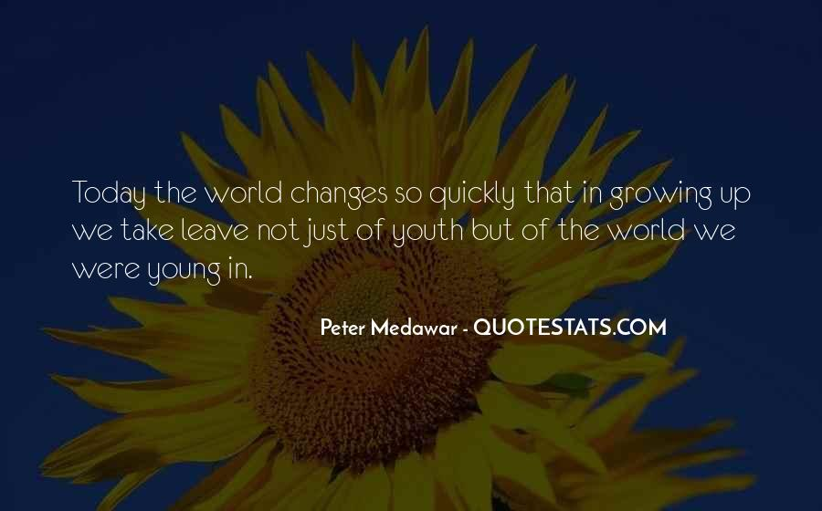 Medawar's Quotes #1244472