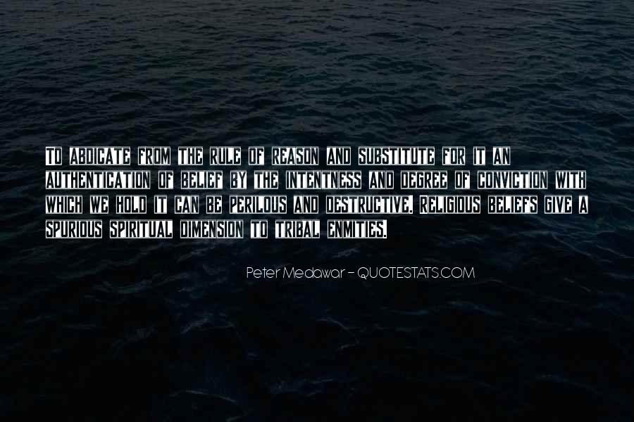 Medawar's Quotes #1373330