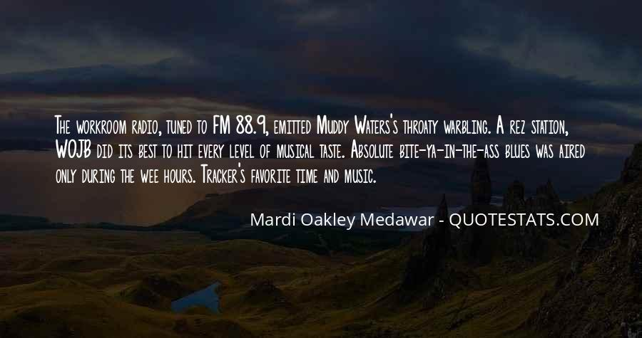 Medawar's Quotes #435436