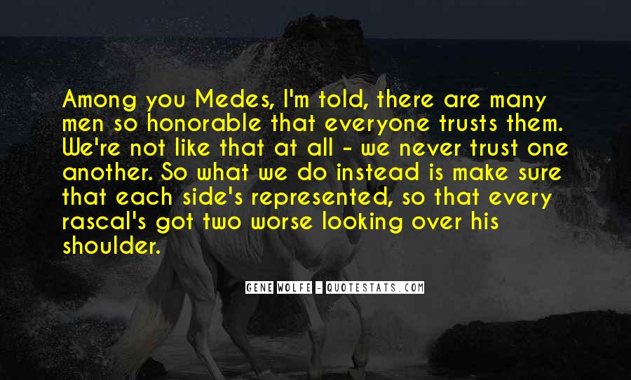 Medes Quotes #1361499
