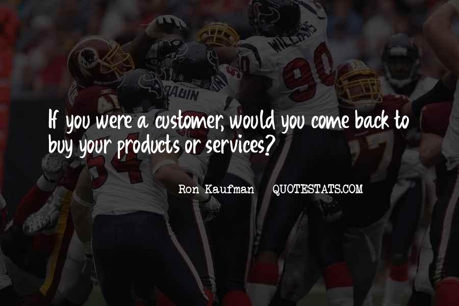 Quotes About Customer Services #971620