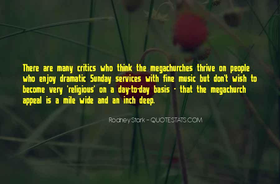 Megachurch Quotes #1302803
