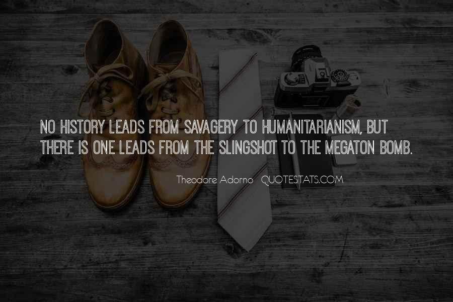 Megaton Quotes #129723