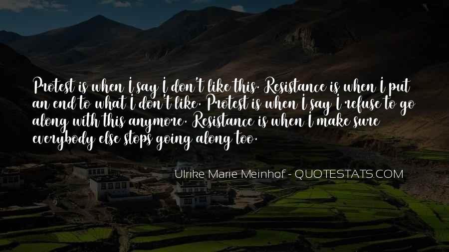 Meinhof's Quotes #808676