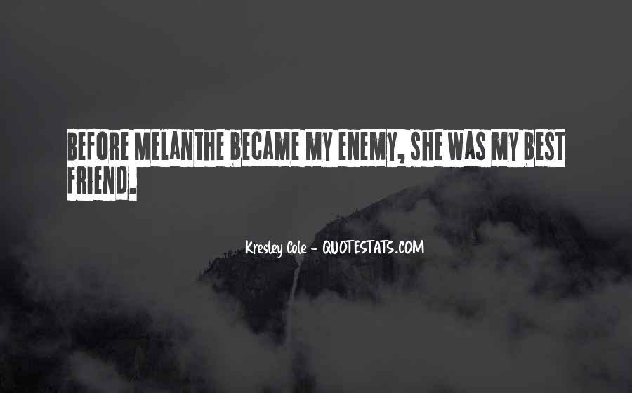 Melanthe Quotes #1040903