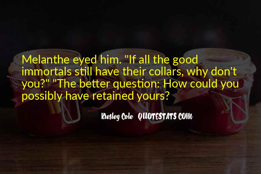Melanthe Quotes #447500