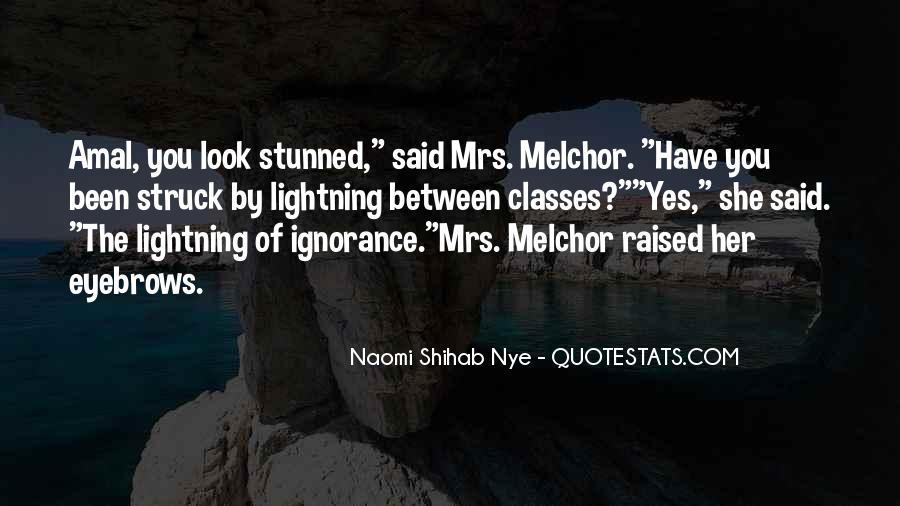 Melchor Quotes #471023