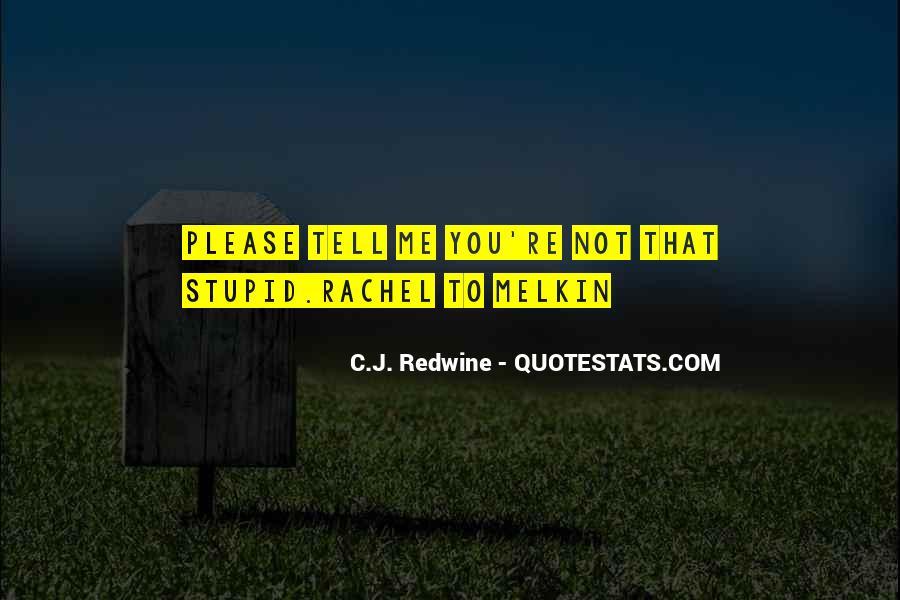 Melkin Quotes #219377