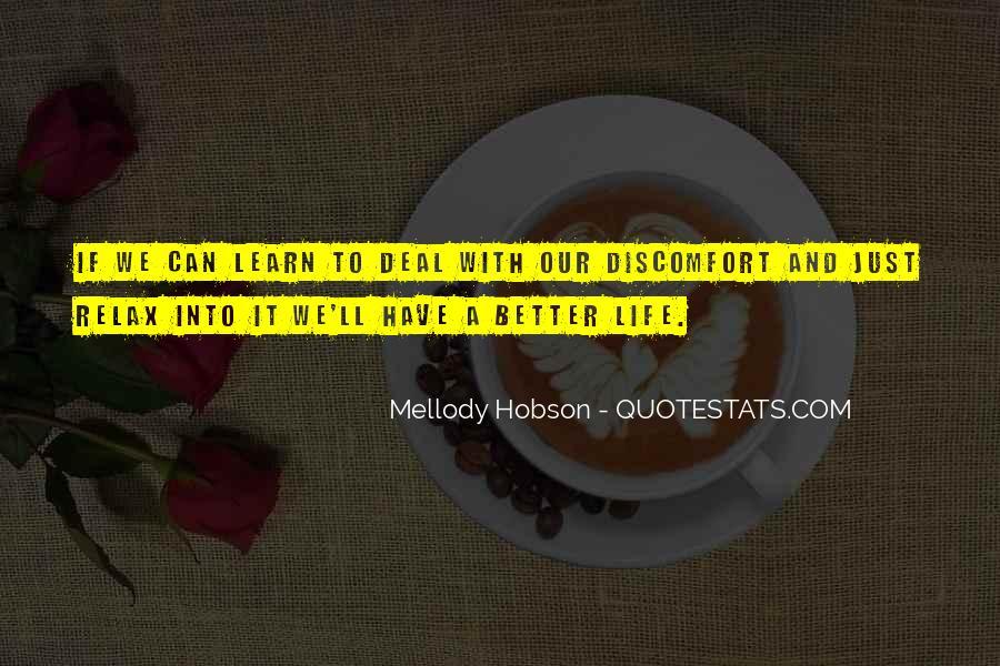 Mellody Quotes #226998
