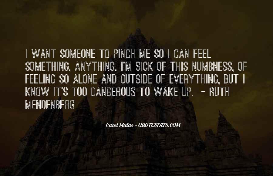 Mendenberg Quotes #1246449