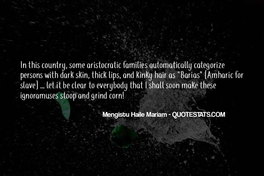 Mengistu Quotes #1085524