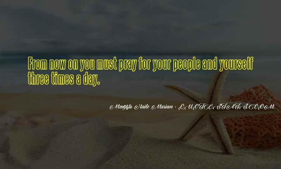 Mengistu Quotes #1642679