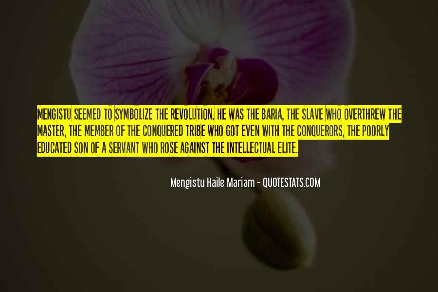 Mengistu Quotes #558351