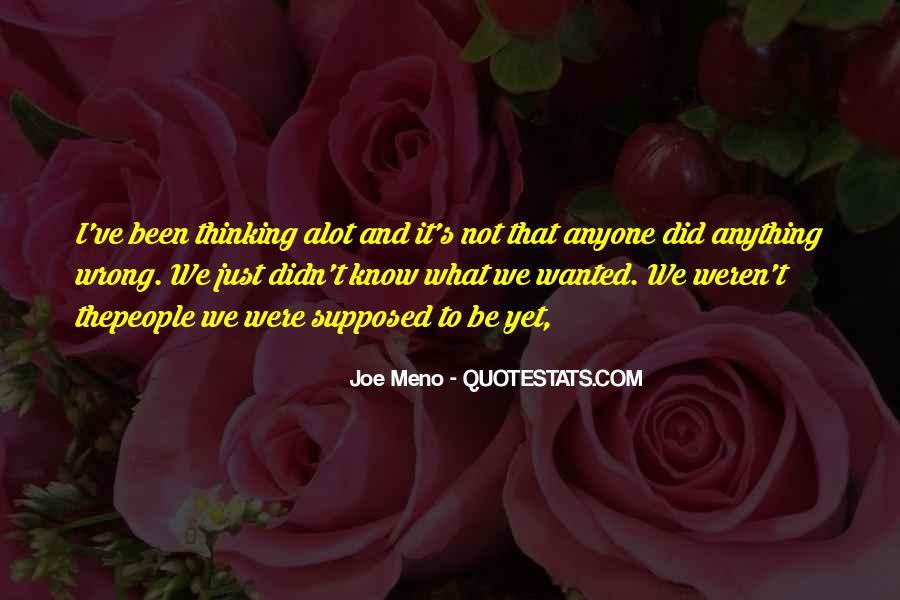 Meno's Quotes #1264441