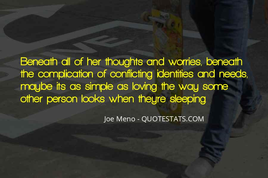 Meno's Quotes #1620239