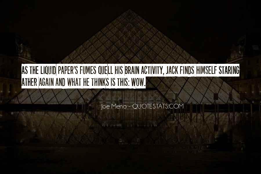 Meno's Quotes #1815234
