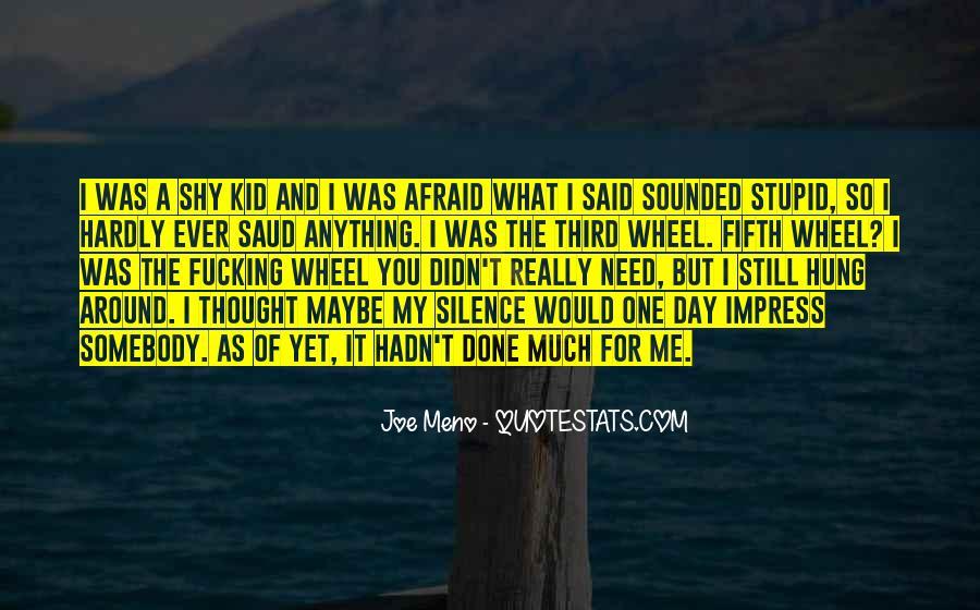 Meno's Quotes #435233