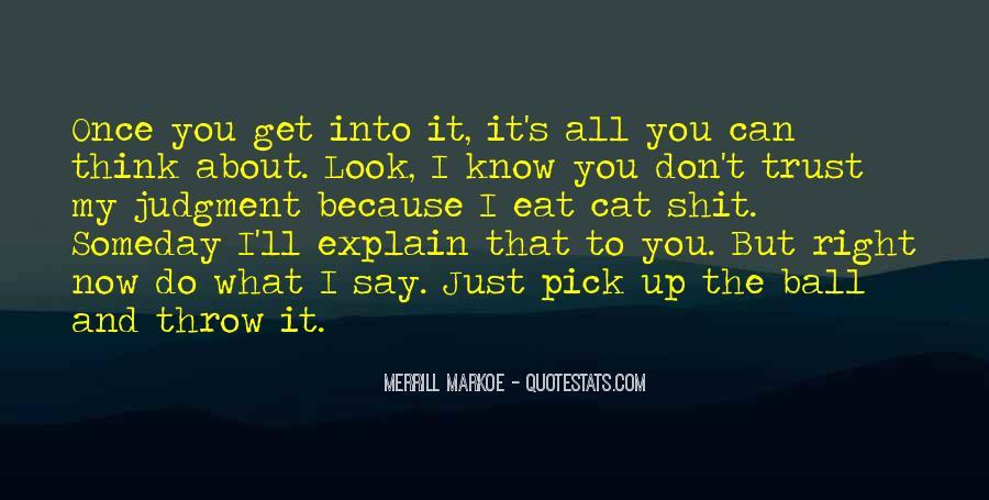 Merrill's Quotes #1036074