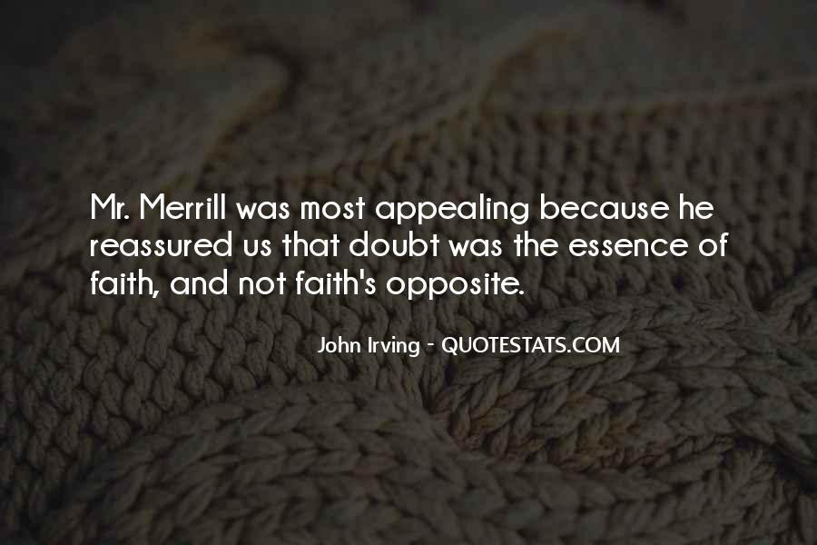 Merrill's Quotes #1528077