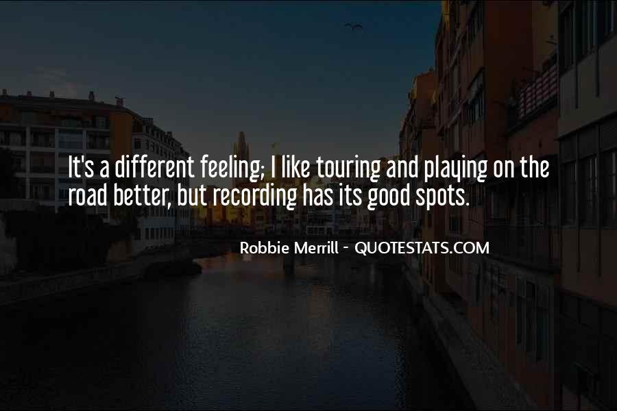 Merrill's Quotes #1681275