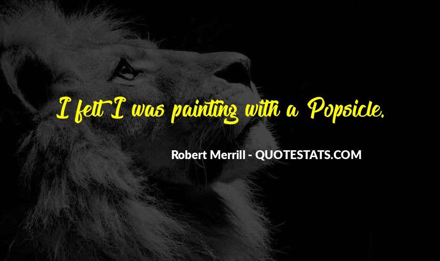 Merrill's Quotes #179408