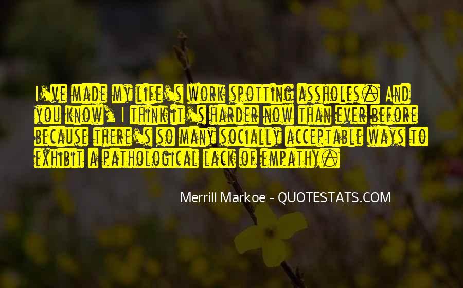 Merrill's Quotes #1806218