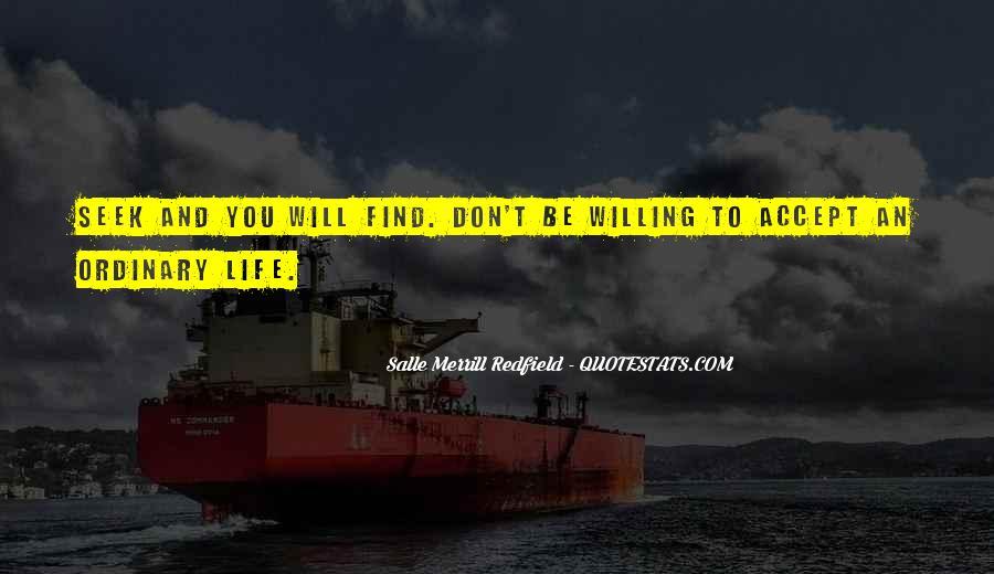 Merrill's Quotes #284048
