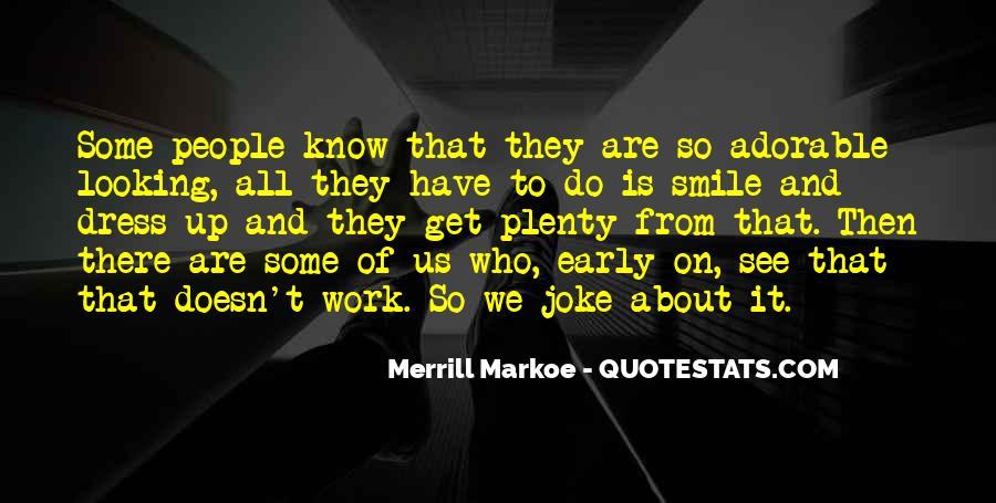 Merrill's Quotes #337426