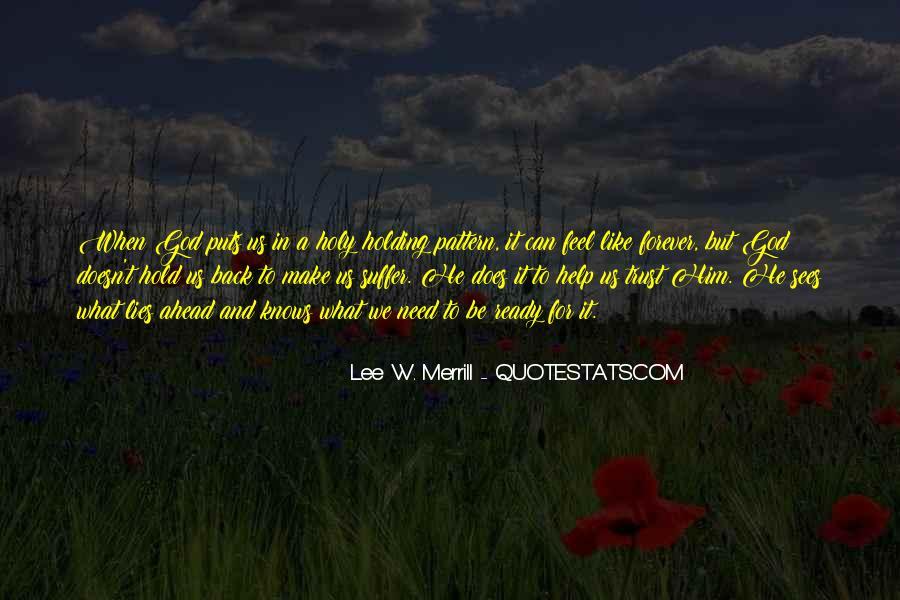 Merrill's Quotes #597670