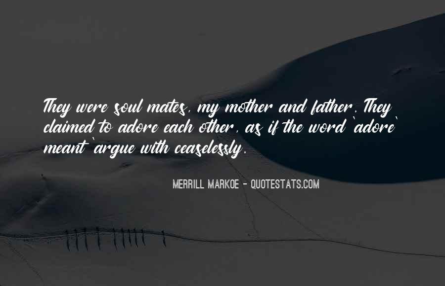 Merrill's Quotes #65757